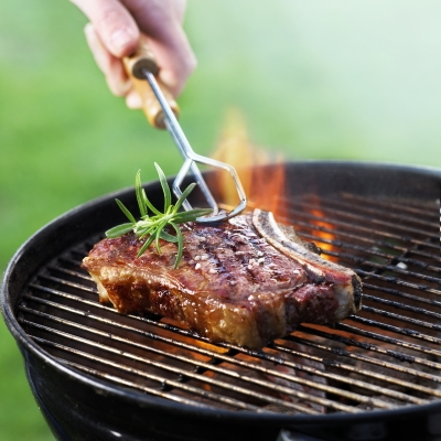 by BrianHolm, http://www.freedigitalphotos.net/images/Meat_g88-Grilling_Steak_On_BBQ_p87171.html